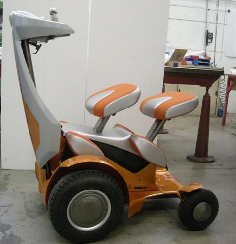 Prototipo mobilità alternativa